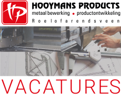 Vacature: Kanter / Zetter en Calculator